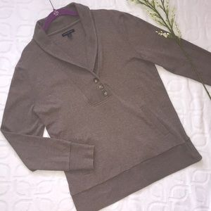 BANANA REPUBLIC Pullover Sweatshirt Size Large